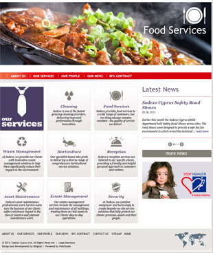 Sodexo Cyprus Can Now Be Found Online In A Smart & Stylish Website!